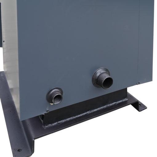 Kocioł GRAND TEH 15 kW + sterownik OXIBORD 740 (graficzny wyświetlacz LCD)