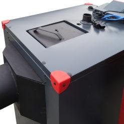 Kocioł GRAND TEH o mocy 25 kW + sterownik OXIBORD 740 (graficzny wyświetlacz LCD)
